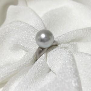 真珠(パール)のリング